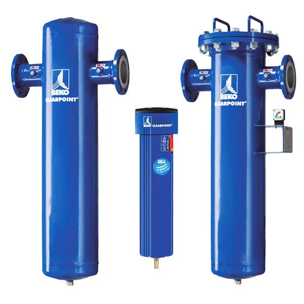 Beko Compressed Air System Solutions Beko Technologies Mdi