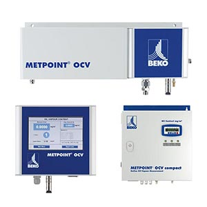 METPOINT Oil Vapor Monitoring Systems